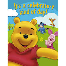 Winnie The Pooh Invitation Cards Winnie The Pooh Birthday Invitations Pooh Party Invitations