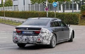 luxury bmw 7 series bmw 7 series already spied testing a facelift autoguide com news