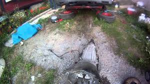1991 nissan d21 hardbody auto to manual swap transmission is out