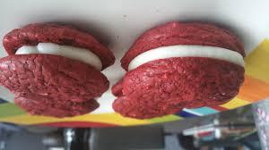 red velvet sandwich cookies duncan hines