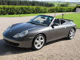 porsche slate gray metallic porsche 911 mk 996 carrera 2 cabriolet manual slate grey for sale