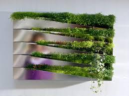 green wall pot miroir en herbe by jean jacques hubert compagnie