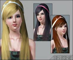 hair color to download for sims 3 xm sims 3 the sims 3 free downloads hair