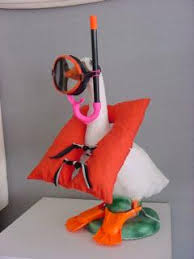snorkel for lawn goose for my lawn goose