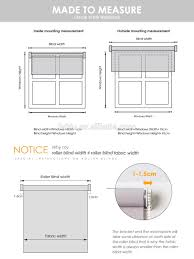 popular double layer roller shades base system day and night