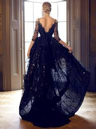 Black Homecoming Dresses With Sleeves Buy A Line Spaghetti Straps Lace High Low Black Evening Homecoming