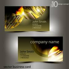 Abstract Business Cards Abstract Of Shiny Business Cards Vector 03 Vector Abstract