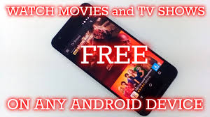 free tv apps for android phones top 3 apps to and tv shows for free on android