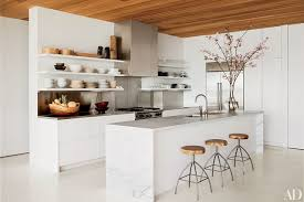 Open Shelves Kitchen Shelf Ideas For Kitchen Decorating And Organizing Photos