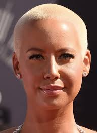 women hair cut to cover bald spot on top of head top 50 bold bald and beautiful hairstyles amber rose beautiful