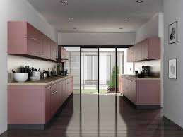 design shaped modular kitchen design for small in india