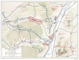 Metz France Map by Hyperwar Three Battles Arnaville Altuzzo And Schmidt