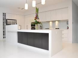 kitchen benchtop ideas kitchen benchtops with raised side housing sink an option if you