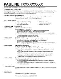 Sterile Processing Technician Resume Sample by Histology Technician Cover Letter