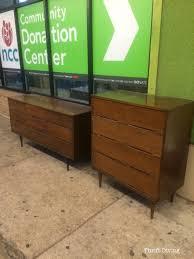 Midcentury Modern Finds - the mid century modern dressers that didn u0027t get away thrift