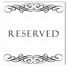 printable reserved table signs reserved table sign template www microfinanceindia org