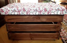 ikea hack tufted storage ottoman craftify my love