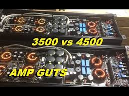 audiopipe apk 4500 lifier guts 3500 vs 4500 soundqubed