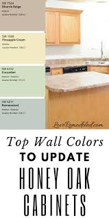 kitchen paint colors with oak cabinets wall colors for honey oak cabinets honey oak cabinets