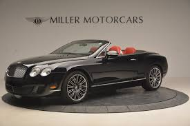 bentley coupe 2010 2010 bentley continental gt speed stock 7230 for sale near