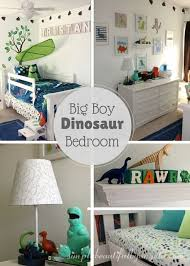 Boy Toddler Bedroom Ideas With Bedbfbeda - Kids dinosaur room