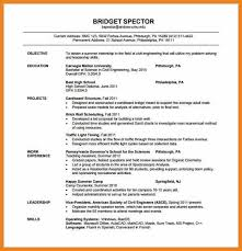 Best Resume For Civil Engineer Fresher by Fresher Resume Format Teller Resume Sample