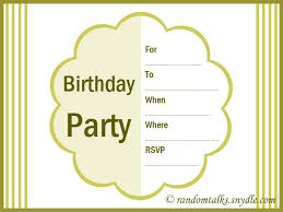printable invitation cards for birthday party vertabox com