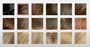 latest hair color charts of 29 unique nice easy hair color chart