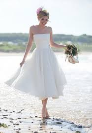 30 gorgeous beach wedding dresses take a look elasdress