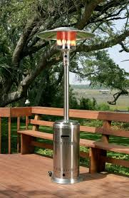 Firesense Table Top Heater Firesense Stainless Steel Commercial Patio Heater 01775 Portable