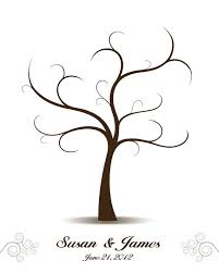 wedding tree template mayotte occasions co