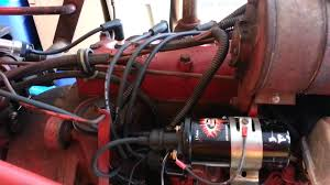 farmall cub with 6v pertronix ignition no start youtube