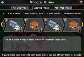 monorail 2015 event bug u0026 glitch report update september 14th