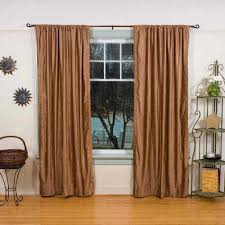 Curtains With Rods On Top And Bottom Rod Pocket Chevron Curtains Distinctive Curtain Top And Bottom