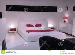 Modern Bedroom Interior Design Royalty Free Stock Photography - Modern bedroom interior designs