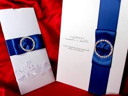 Royal Wedding Invitation Card Royal Blue Wedding Invitations Card Wedding Decor Theme