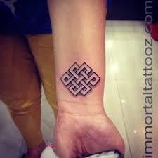 karma tattoo karma karmatattoo endlesskonttattoo wristtattoo