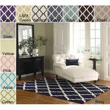 7 X 9 Wool Rug Hand Hooked Alexa Moroccan Trellis Wool Rug 7 U00276 X 9 U00276