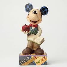 mickey mouse figurine disney traditions jim shore