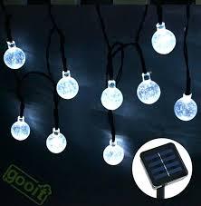 Ter Proof Light Fixtures Solar Power String Lights Outdoor Powered Patio Home Design Ideas