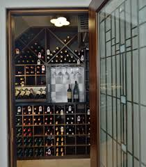 diy wine cellar closet home design ideas