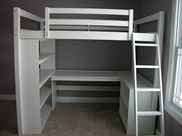 Shelves For Bedroom by Bedroom White Pottery Barn Loft Bed With Storage For Bedroom