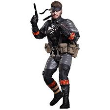 Solid Snake Halloween Costume Amazon Union Creative Vulcanlog 004 Metal Gear Solid