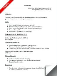 physical therapy internship resume examples sample ideas cover