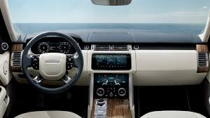 land rover interior 2017 2018 range rover unveiled with p400e plug in hybrid autodevot