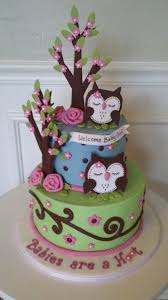 owl cakes for baby shower baby cake baby shower cake welcome home baby etc either
