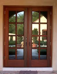 Wood Patio Doors Furniture Wooden Exterior Doors Dazzling Wood Patio 49
