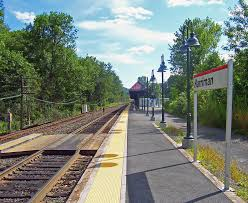 Harriman station