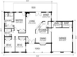 3 bedroom cabin floor plans single house plans one house and home plans small one