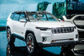 jeep boss mike manley confirms jeep yuntu concept previews 4x4 firm u0027s hybrid future auto express